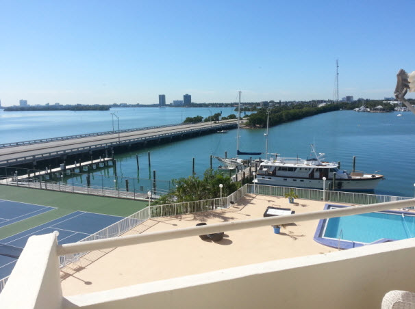 Appartement Miami, 61 m², 105 184